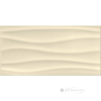 плитка Opoczno Old Provence 29,7x60 beige glossy wave structure