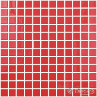 мозаика Vidrepur Colors (808) 31,5x31,5 red