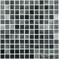 мозаика Vidrepur Colors Fog (509) 31,5x31,5 black