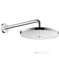 верхний душ Hansgrohe Raindance Select хром/белый (27378400)