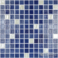 мозаика Vidrepur Colors Plus (508/710) 31,5x31,5 zafiro